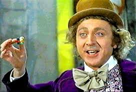 Gene Wilder, Willy Wonka
