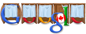 Google Logo: 2011 Canada Federal Elections