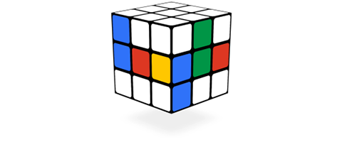 40th anniversary of the Rubik's Cube