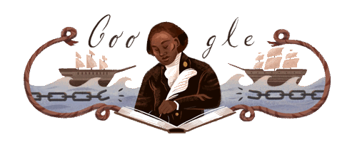 Olaudah Equiano's 272nd Birthday