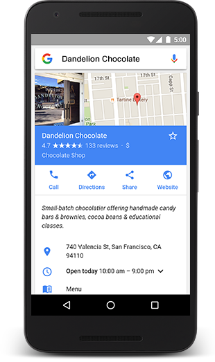 how to change business hours on google