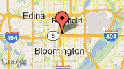 Location of Best Buy - Richfield