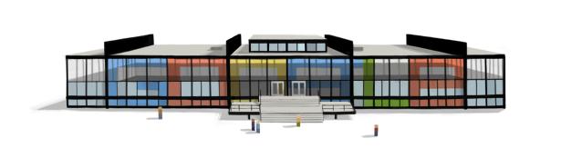 Google Doodle :: Mies van der Rohe architecture