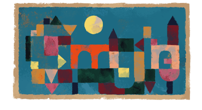 Paul Klee's 139th Birthday