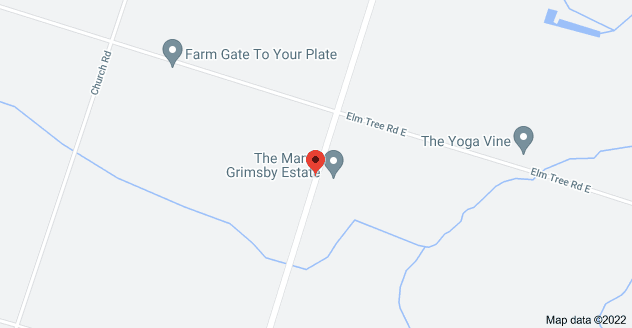 Map of 225 Park Rd S, Grimsby, ON L3M 4E7