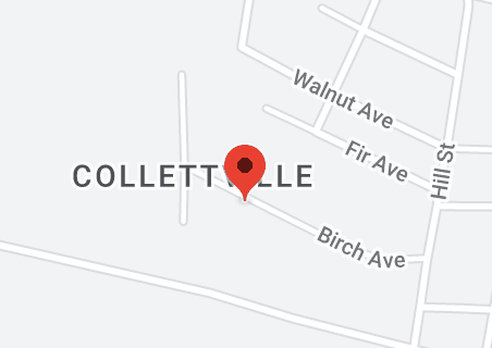 Map of Collettville Elementary